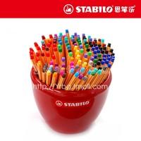 Stabilo multicolour hook line pen sketch pen