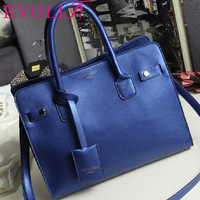 BUENO 2014 hot new arrival women handbag fashion messenger bags ol platinum shoulder bags HL1545