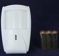 Wireless Pet Immune PIR Sensor/Motion Detector For  burglar home alarm system
