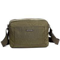 Washing bag Korean retro canvas shoulder messenger bag leisure bag outdoor bag