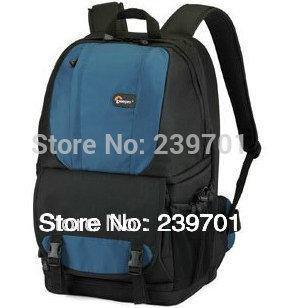 Fastpack 350 AW DSLR backpack Camera equipment SLR rucksack Lowepro 350AW Blue camera bag(China (Mainland))