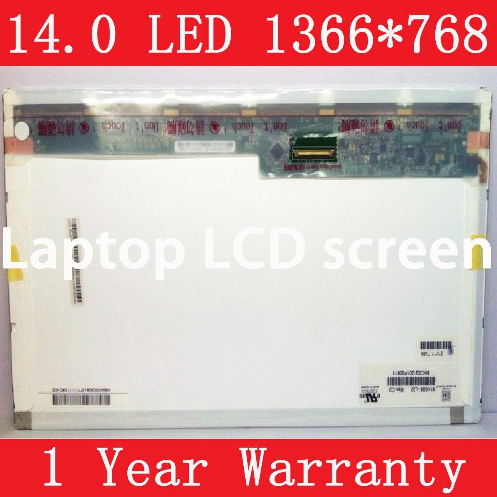 "Grade A+ B140XW01 V.8, 14.0"" LAPTOP LCD SCREEN, Brand new, 1 year warranty,1366*768(China (Mainland))"