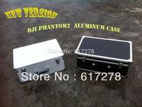 2014 Newest DJI Phantom 2 Vision Professional Aluminum Case For Propguard Transmitter AR Drone Quadcopter FPV toys