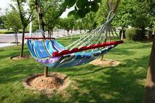 outdoor hammock promotion