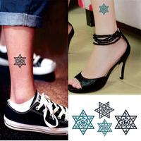 Sex Products Metallic Tattoo 2014 New Fashion 4 Designs Chosen Eye Art Tattoos Temporary Stickers Diy Decorations Waterproof