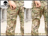 EMES G3 Combat Pants (Multicam) (Size optional) sports pants free shipping