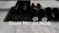 Free HK POST (2pcs/lot )BRAND NAME M MATTE LIPSTICK +WITH ENGLISH NAME * RUSSIAN RED * HIGH QUALITY