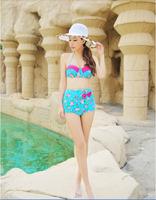 beach wear2014 new waist piece swimsuit bikini swimwear manufacturers, wholesalesexy bikini
