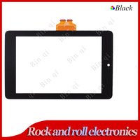 Black Touch Screen Glass Digitizer For Asus Google Nexus 7 +Tracking Number Free Shipping