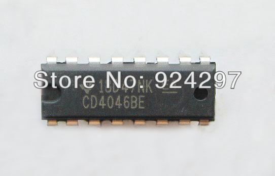 лот DIP 4046 CD4046 фазовой