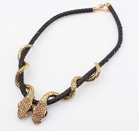 Fashion diamond necklace cxt93989