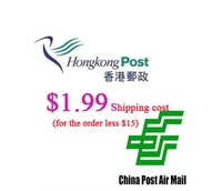 $1.99 Special Link for the Order Less Than $10 via HongKong or China Post Air Mail With Tracking Number