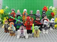 Classical Toy Super Hero Martian Manhunter Shazam Robin Avengers Robot Action Figures Star War Mini Doll 18pcs/lot