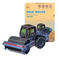 ROAD ROLLER 3D PUZZLE