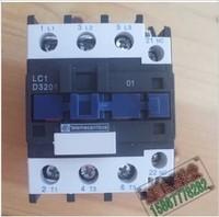 Contactor Relays 380V 110V 30A 220V AC can be interlocked contactors LC1-D3201