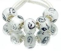 Min.order is $10( mix order ) T68 FREE SHIPPING 5pcs Ceramics European Beads Fits Charm Bracelet