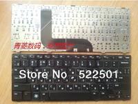 new RU Russian black for DELL Inspiron N411Z 14z-5423 14Z 1618l 5423 3360 V3360 13Z-5323 5323 Laptop Keyboard MP-11K53SU6920
