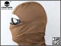EMES Fleece Warmer Hood - CB face mask free shipping