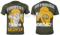 MMA--Hayabusa Forrest Griffin Hall Fame Shirt
