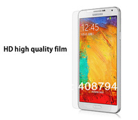 Protective film for Samsung galaxy note 3, high class quality film note 3 n9000 n9006 n9008 mobile phone film membrane