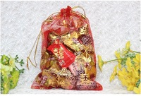 new arrive chinese wedding candy bag/wedding sugar bag / size:16 * 22cm (200PCS HOTSEELING)