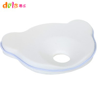 Baby shaping pillow remedical fitted newborn baby shaping pillow 0-1 year old