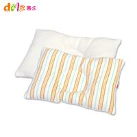 100% cotton velvet baby shaping pillow baby pillow 100% cotton newborn supplies