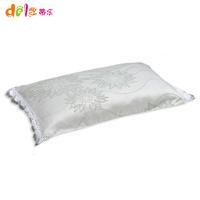 Summer infant bamboo fibre pillow baby child pillow newborn multifunctional anti-mite pillow