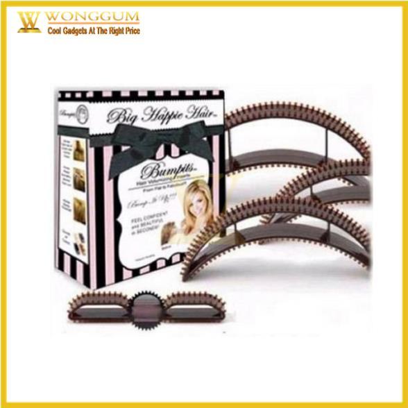 Big Happie Hair Curler Hair Styling Modeling hair clip As Seen On TV