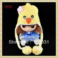 crochet animal hats for kids crochet knitted hats animal yellow cartoon characters