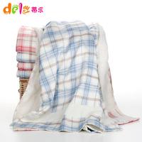 Baby gauze towel bamboo fibre square scarf new baby bath towel 100% cotton ultra soft piece set
