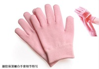 Brand New Soft Spa Gel Gloves for bautiful hands/ Moisturizing Treatment 2pcs=1pair free shipping