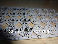 26mm diameter WS2811 PCBA with 3pcs 5050 SMD RGB  LED,0.72W;DC12V input