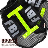 Breathable mesh o pet vest pet turned installed fbi dog clothes pet clothes large dog wellsore summer b