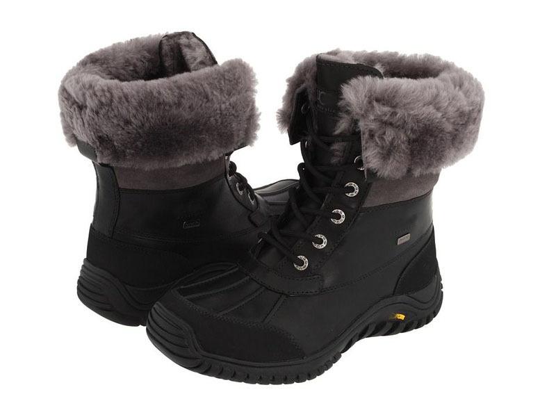 New Brand Adirondack II Boots 5469 Cowskin sheep wool women Snow Boots Free shippping in Original boxes(China (Mainland))