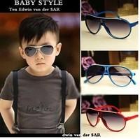 Promotion E02 vintage fashion Child Glasses Candy color child sunglasses Children Eyewear 5pcs/lot Free Shipping