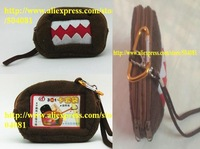 **FREE SHIPPING** DOMO KUN coin bag coin pouch coin purse case wholesale&RETAIL
