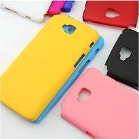 MOQ 1pcs  Frosted matte Hard skin shell Case Cover For LG G PRO LITE D686 D684 + Free Shipping
