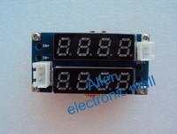 Hot 2PCS 5A Adjustable Power CC/CV Step-down Charge Module LED Driver Voltmeter Ammeter Constant current constant voltage