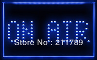 OA006 B On Air Studio Decor FM AM LED Light Sign