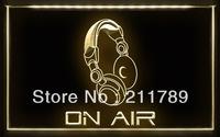 OA010 B On Air Headphone Headset Studio LED Light Sign