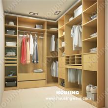 popular wooden wardrobe