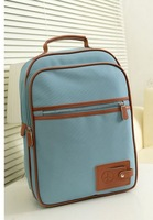 2014 hot sale  luggage & travel bags blue backpack school bag camping travel hiking backpacks