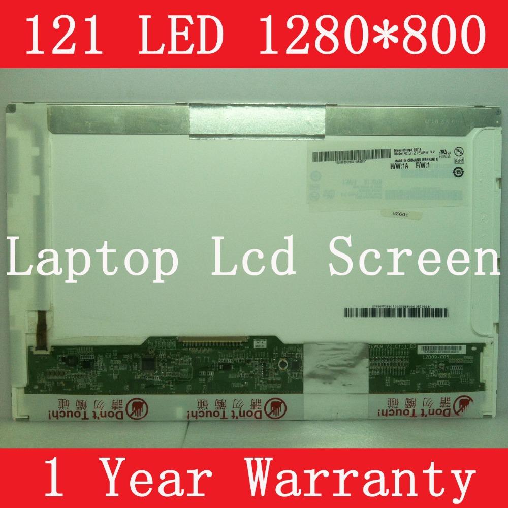 "B121EW09 V.2, 12.1"" LAPTOP LCD SCREEN, LED backlight, WXGA resolution (1280*800 P), 1 year warranty(China (Mainland))"