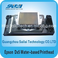 Hot Salesl!!f158000 water-based dx5 printhead (Lock head)