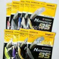 YY(60pcs/lot)BG95 badminton string/badminton racket/badminton racquet
