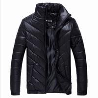 2013 New Arrival Men's Winter Coat Padded Jacket Autumn Winter Out wear Men's Casual Coat, A040