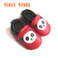 BABY Crib Flat Sole Soft Leather Shoes Infant  12.5CM-14.2CM Spring&Autumn girl and boy rubber sole shoes  NO.BS002