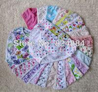 100% cotton Girls underwear chirdren briefs panties for girls