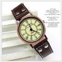 free shipping 10pcs/lot new Restore ancient ways recreational Korea fashion watches .